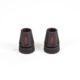 Accessorio stampella bastone Opo puntale 40 mm