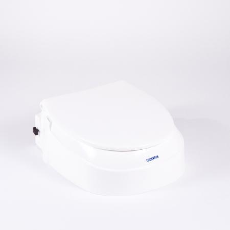 Ausilio Bagno Invacare rialzo WC Aquatec 900