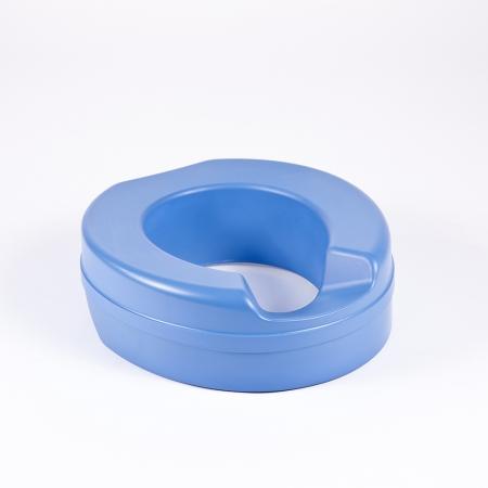 Ausilio Bagno Invacare rialzo WC morbido H304 Finesse