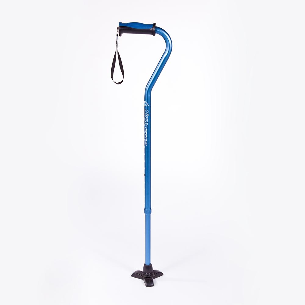 Bastone Allmobility Comfort Plus con puntale Tridente