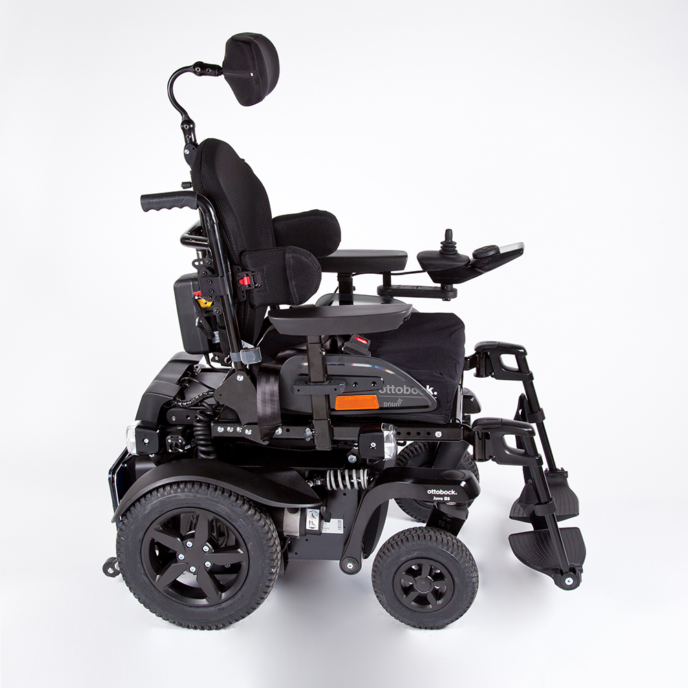 Carrozzina elettrica Ottobock Juvo B5