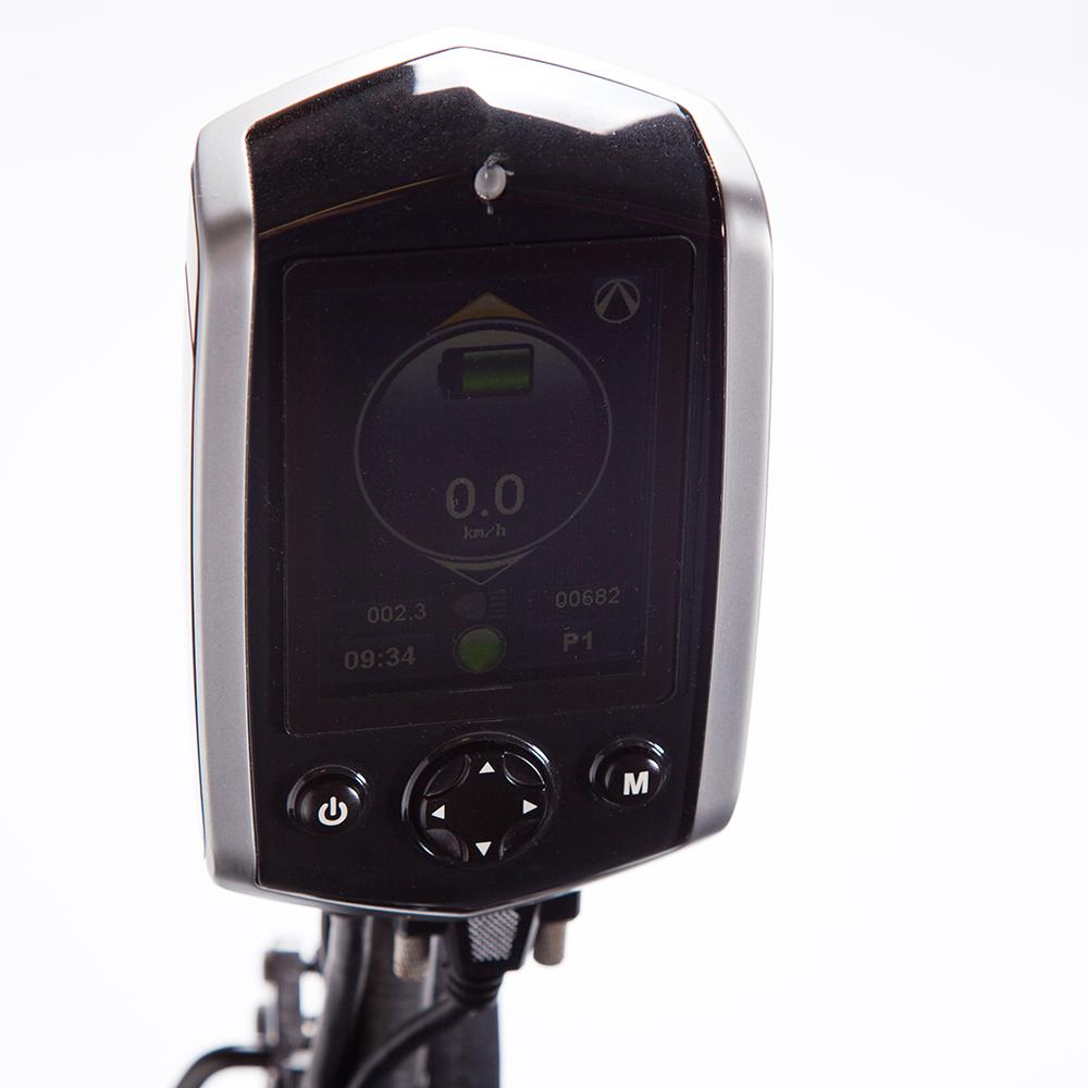 Visore Joystick Carrozzina Elettrica Pride Mobility Solution Q6 Edge 2.0 Q-Logic2