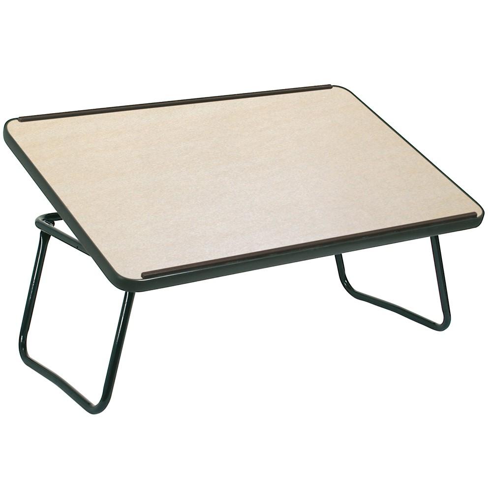 Accessorio letto Moretti vassoio da letto reclinabile chiaro