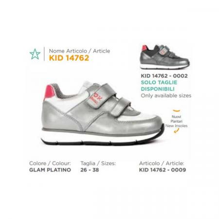 scarpa duna kid glam platino