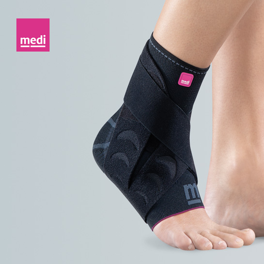 vendita calda genuina varietà di disegni e colori nuovo aspetto Cavigliera elastica FGP Medi Levamed Active