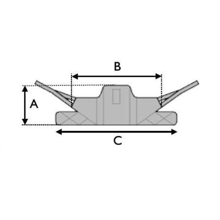 imbragatura stand assist invacare