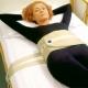 Cintura-contenimento-letto semplice e regolabile Alboland 687