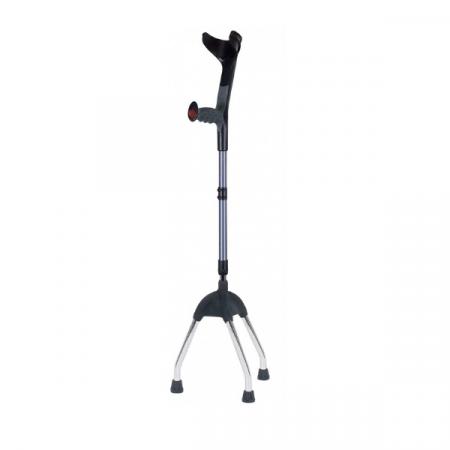 tripode-in-acciaio-cromato-appoggio-brachiale opo 0710F