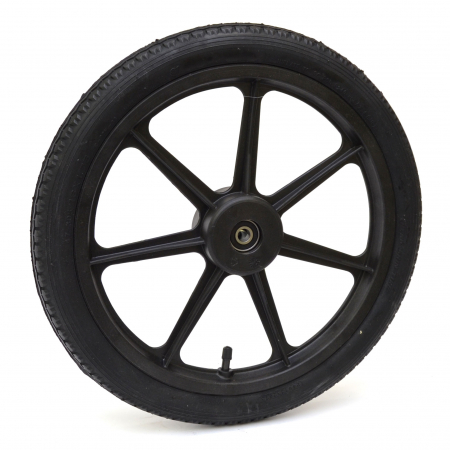 ruota pneumatica 400x42 nero tre emme