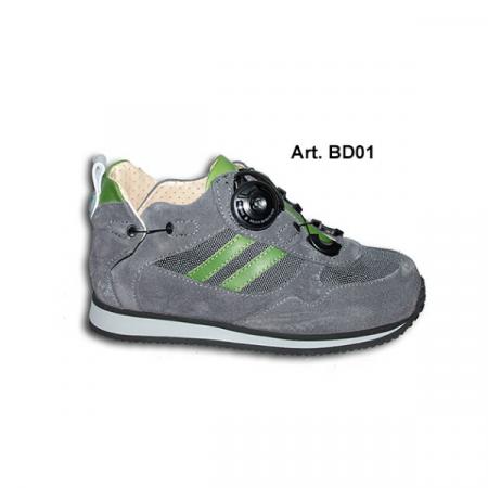 scarpa ortedica Boa Buddy Easy Up Diomedi Salus BD 01