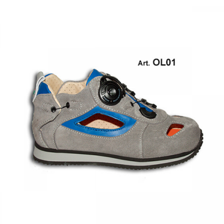 scarpa ortedica Boa Olly Easy Up Diomedi Salus