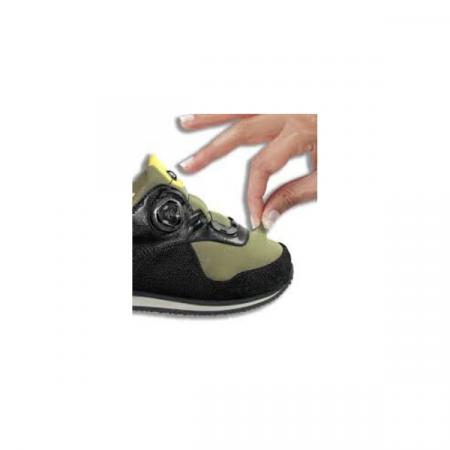 scarpa ortopedica Grow Diomedi nero-giallo