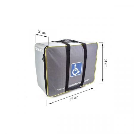 borsa per il trasporto seatara wheelable