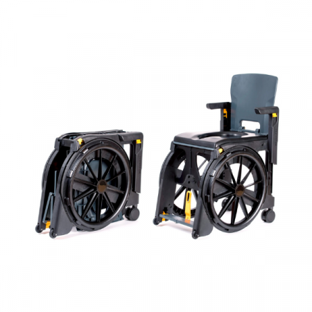 sedia doccia wc seatara wheelable bodytech