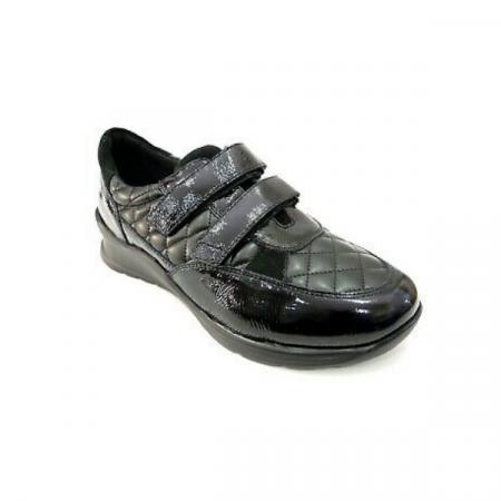 scarpa donna ebe velcro ecosanit
