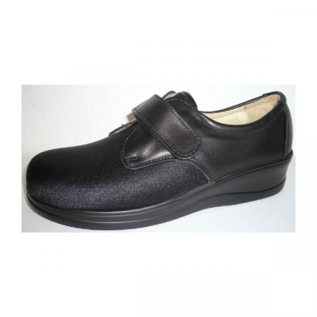 scarpa donna ecosanit stia velcro