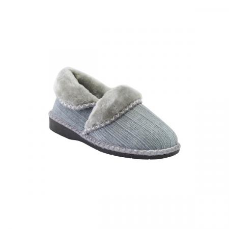 pantofola donna comfort gel megan glitter ecosanit
