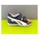 sandalo ortopedico duna kid13662 tweed blu