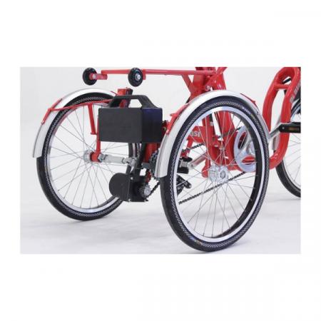 triciclo pieghevole elettrico R34 di blasi (2)
